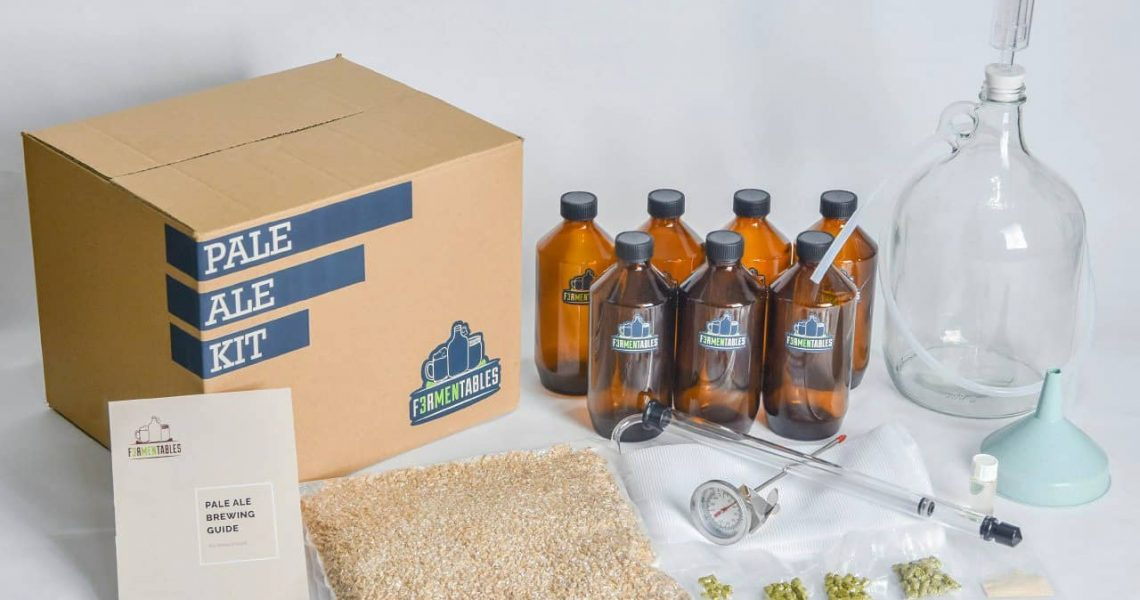 Where to get homebrewing equipment in Singapore