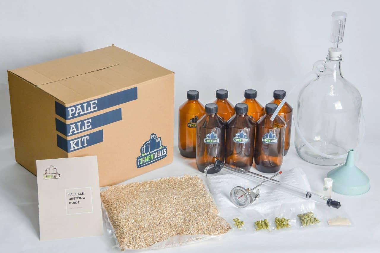 Fermentables Pale Ale Kit
