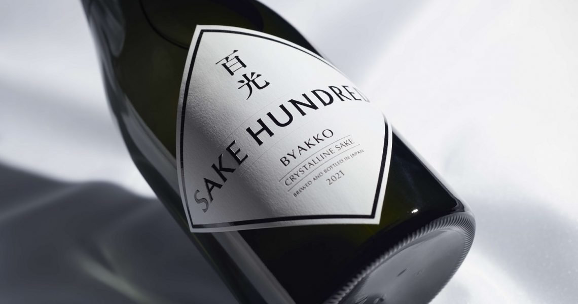 Like fine wine, sake can be a luxury lifestyle good too