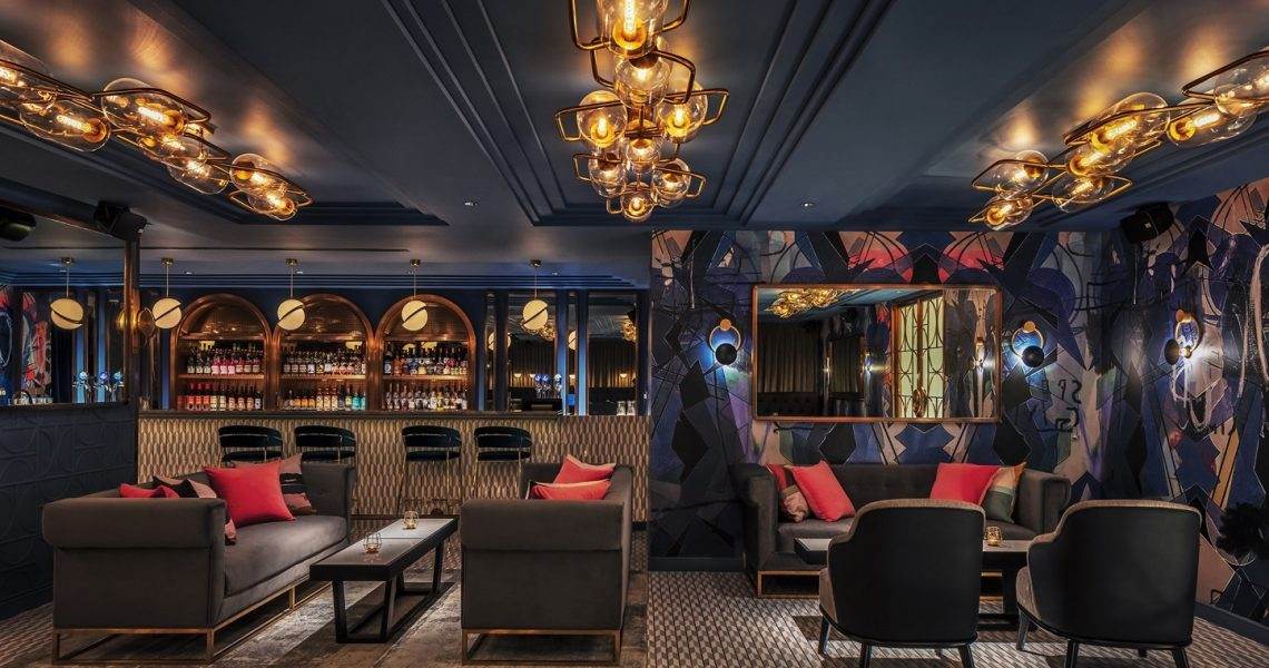 At the renewed Club 5, sip on cocktails with a touch of nostalgia