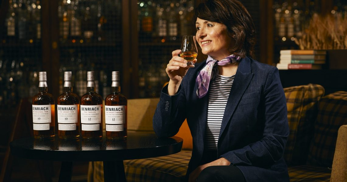 New look, new recipes for Benriach's revamped core range of single malts