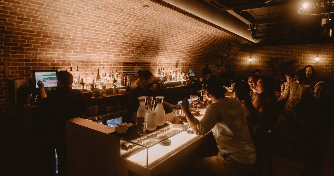 Pair cocktails with fried chicken at steampunk-inspired bar Rails