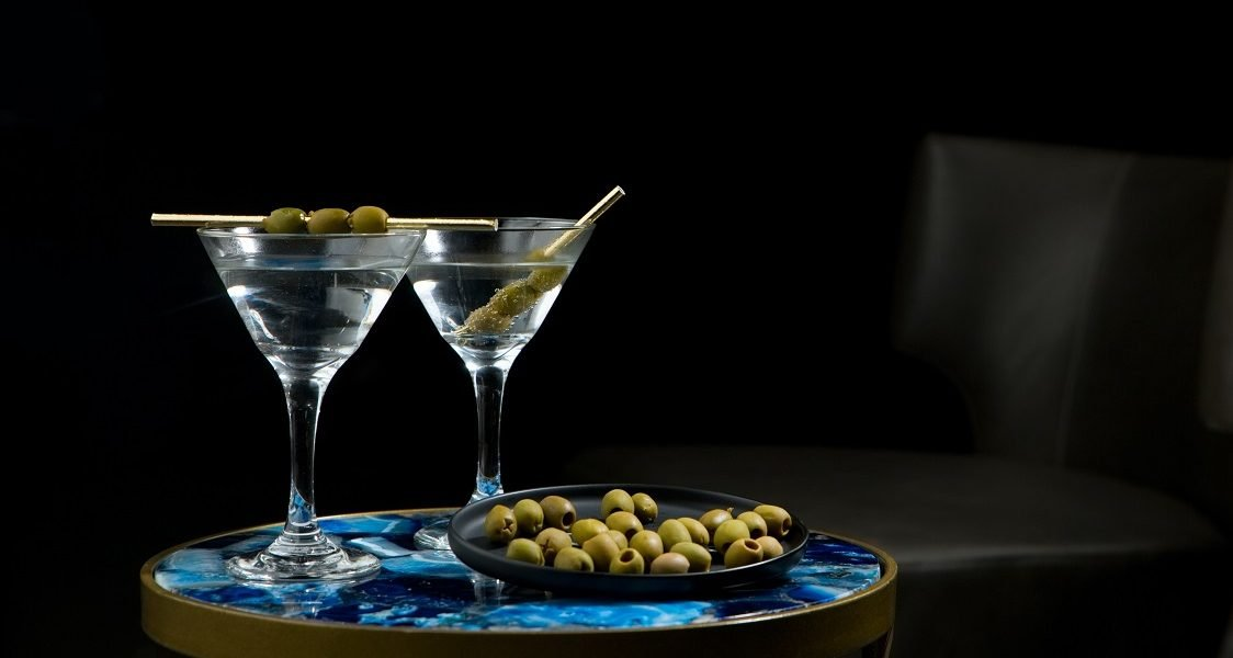 How to make a classic Martini