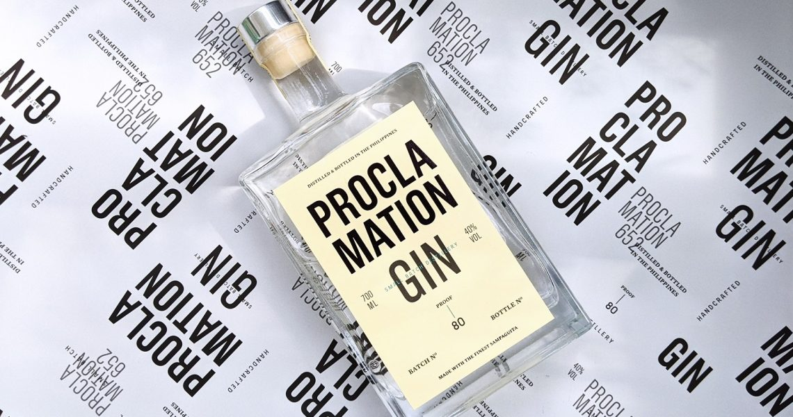 How Proclamation Gin is putting Filipino craft spirits on the world map