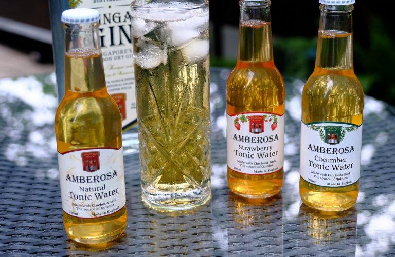 Singapore Distillery Amberosa Tonic Water