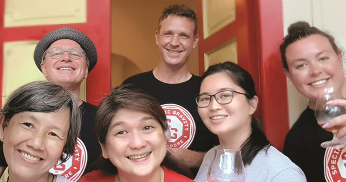 Singapore's Specific Gravity brings home four accolades at Australian International Beer Awards