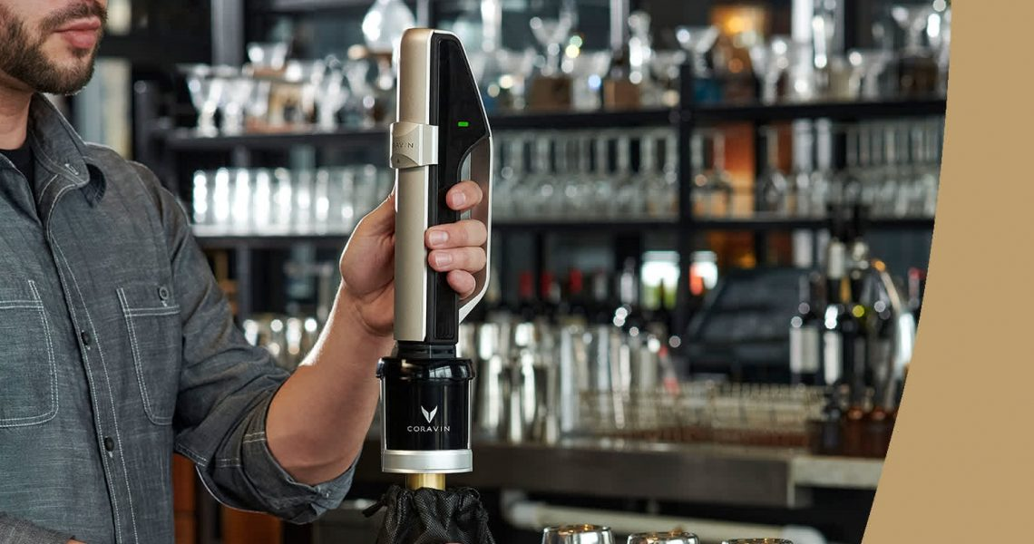 Coravin launches new system for sparkling wine preservation