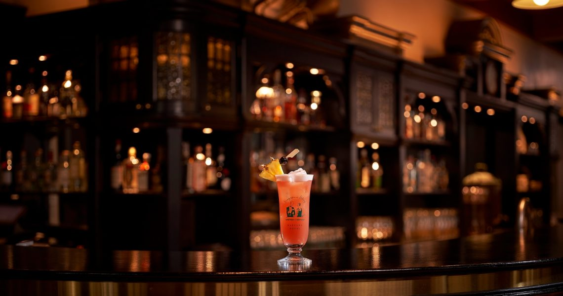 Long Bar launches inaugural Singapore Sling Day