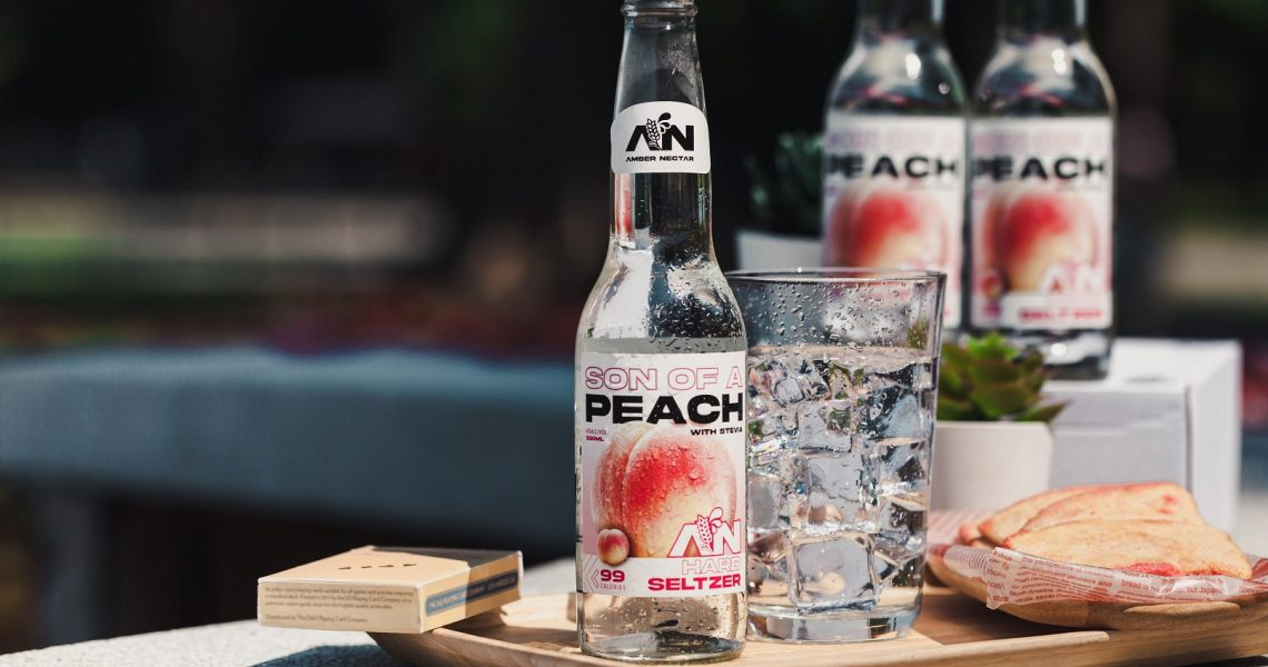 Singapore's Amber Nectar launches first locally-developed hard seltzer