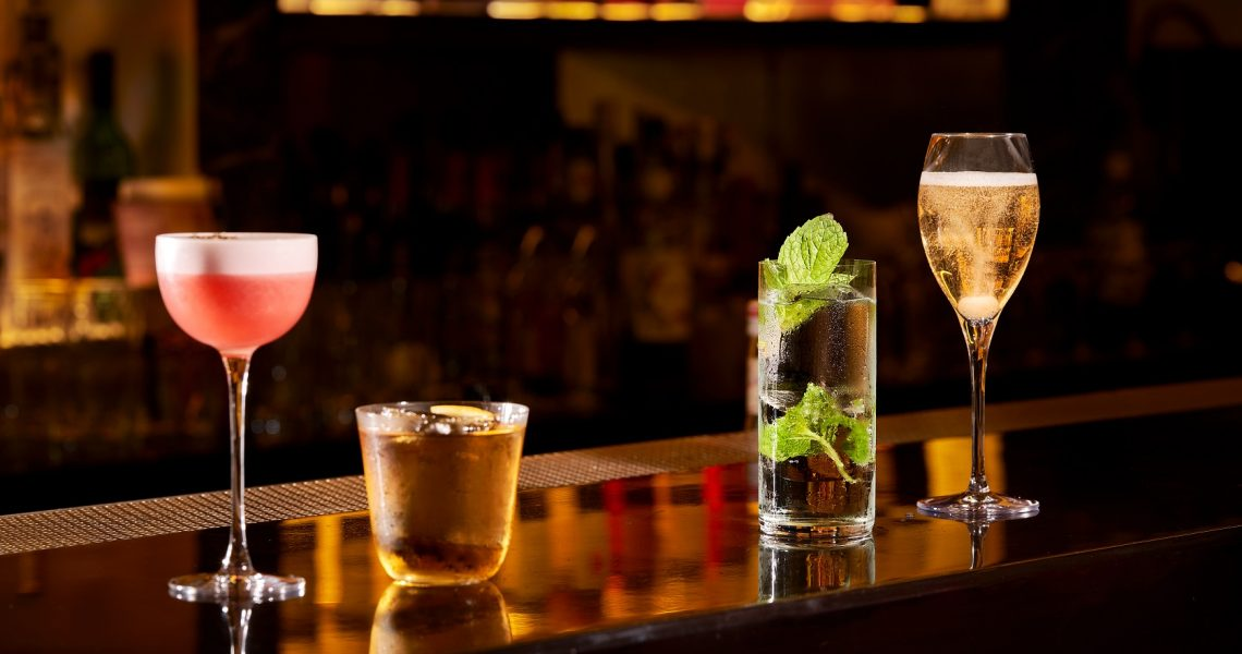 Drink in groups of two at these familiar Singapore bars with new offerings