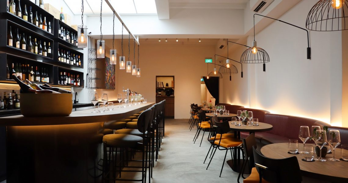 Discover wines you never knew existed at the newly opened Club Street Wine Room