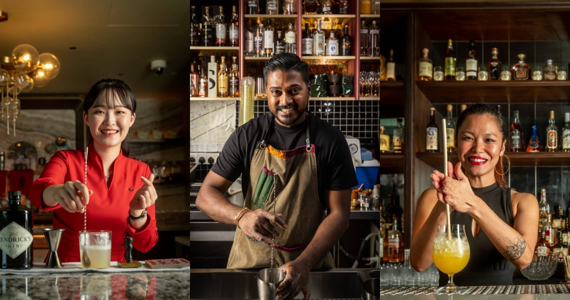 Cocktail brunches, London Cocktail Week collab and more at Singapore Cocktail Festival 2021