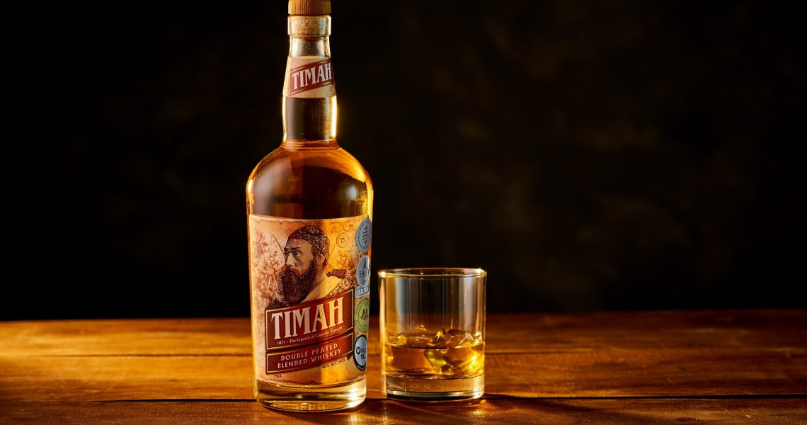 Malaysia's award-winning Timah whisky marks official global launch